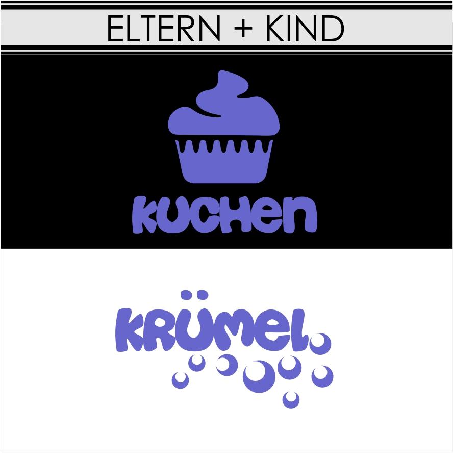 PARTNERSHIRT eltern kind-kuchen kruemel