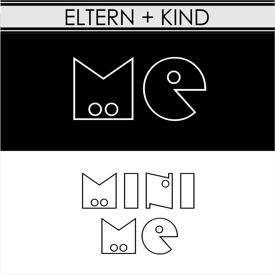 PARTNERSHIRT eltern kind-me mini me