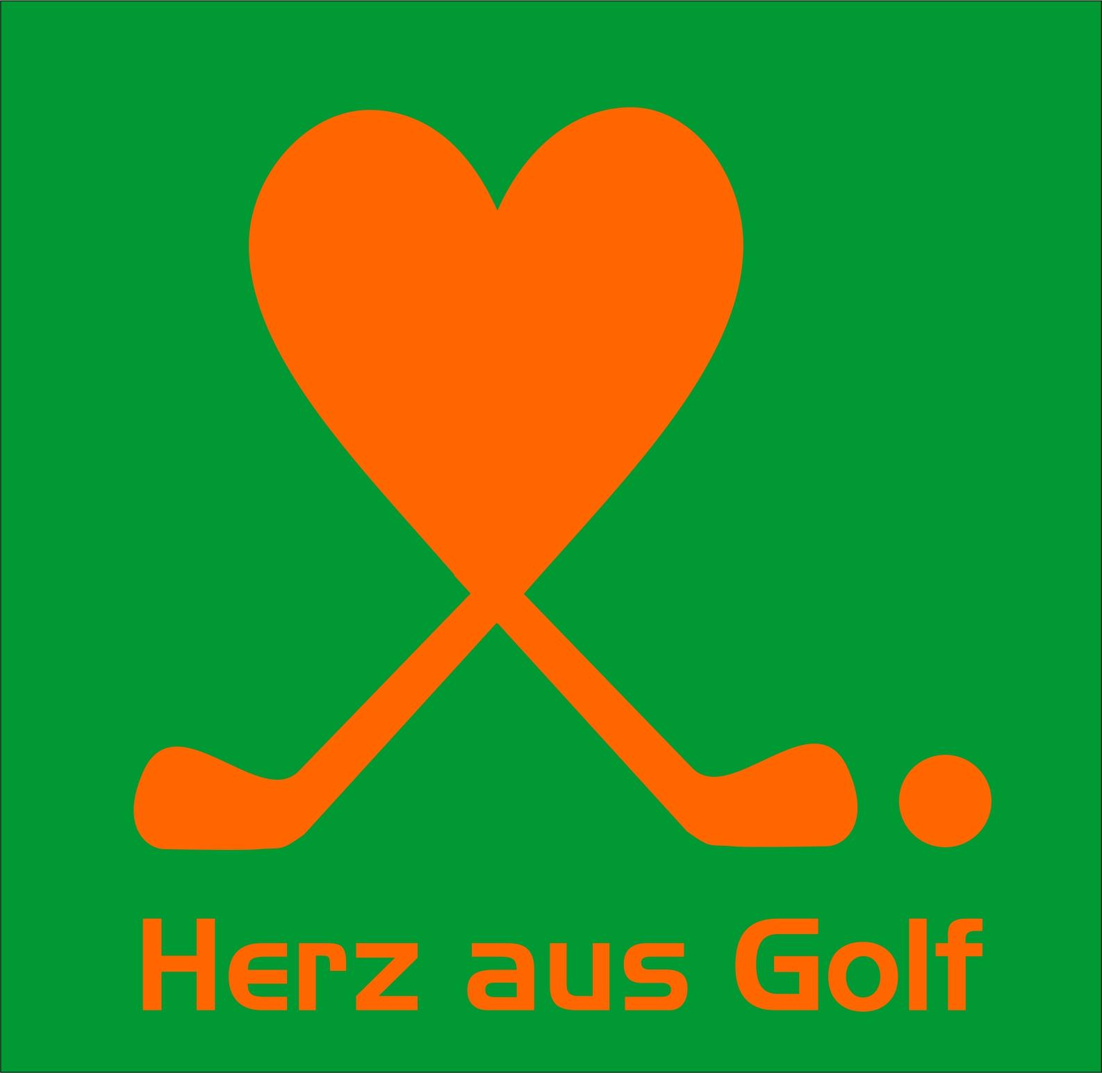 herz aus golf