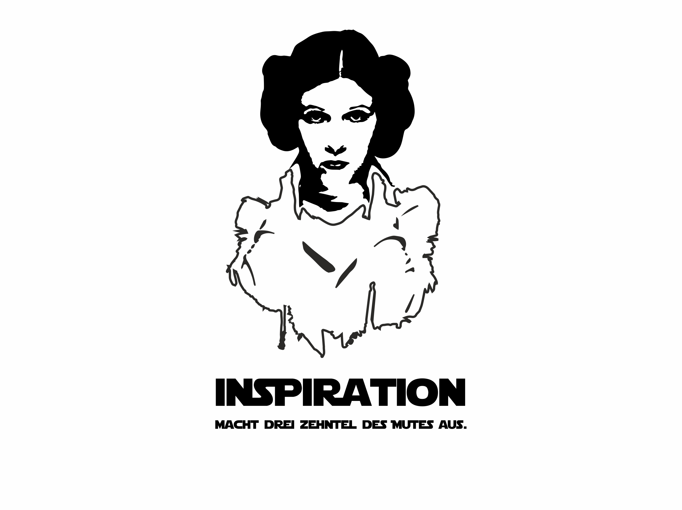 inspiration carrie fisher leja