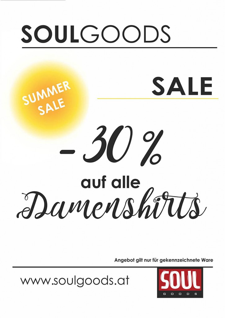 2018-juni-sale damenshirts 30proz